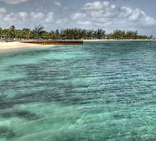 Junkanoo Beach in Nassau, The Bahamas by Jeremy Lavender Photography