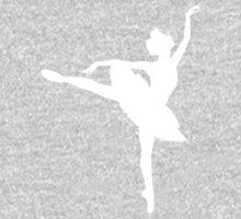 Ballerina (white) Kids Tee