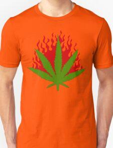 Burn Some Marijuana T-Shirt