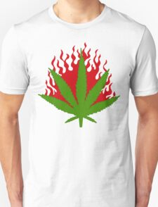 Burn Some Marijuana T-Shirt