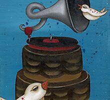 Mmm, Tasty by LeaBarozzi
