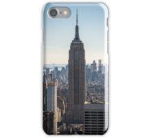 Empire State Building Skyline iPhone Case/Skin