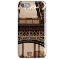 Pray For Paris ~ 11/13/2015 iPhone Case/Skin