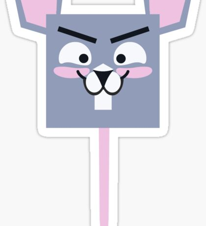 Cute Tiny Mouse Sticker