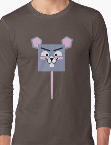 Cute Tiny Mouse Long Sleeve T-Shirt