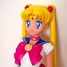 Sailor Moon Doll iPhone Case by bunnyparadise