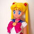 Sailor Moon Doll iPhone Case by bunnyparadise