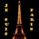 Je Suis Paris ~ 11/13/2015 by artisandelimage
