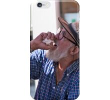 Catching A Sneeze iPhone Case/Skin