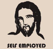 Self-Employed Carpenter Jesus by stateruntv