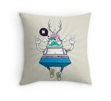 Triangle Hipsta Throw Pillow