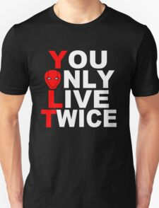Red Hood: You Only Live Twice T-Shirt