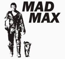 Mad Max - Max #1 (with text)  by antdragonist