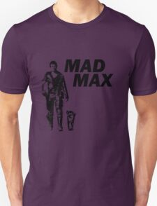 Mad Max - Max #1 (with text)  T-Shirt