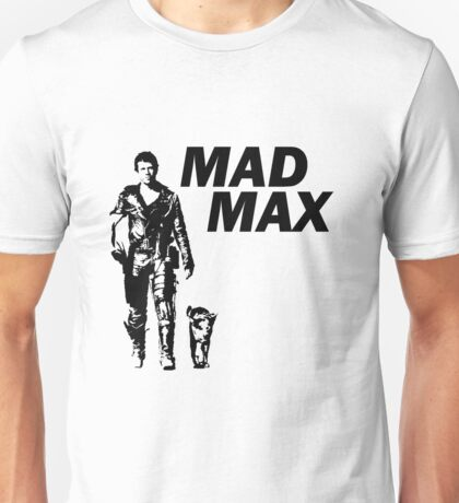 Mad Max - Max #1 (with text)  Unisex T-Shirt