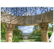 The Cloisters in Paradise Island, Nassau, The Bahamas Poster