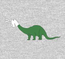 Ghost Brontosaurus One Piece - Long Sleeve