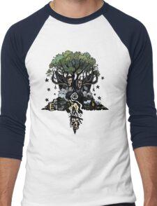 True Detective - The Tree Men's Baseball ¾ T-Shirt