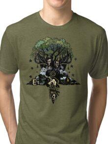 True Detective - The Tree Tri-blend T-Shirt