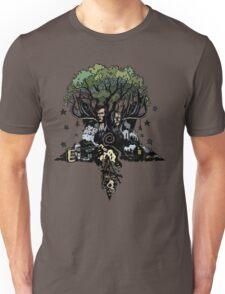 True Detective - The Tree Unisex T-Shirt