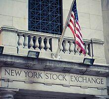 NYSE by cyasick