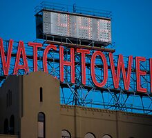 Watchtower by cyasick