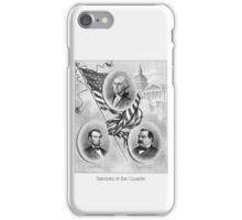 Saviours Of Our Country -- American History iPhone Case/Skin