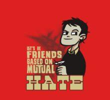 Mutual Hate by Valhalla Halvorson