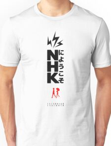 Welcome to the NHK! T-Shirt