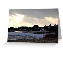 Lyme Regis Dorset  UK ,,,,,,, Greeting Card