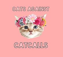 Cats Against Catcalls by MizSarie
