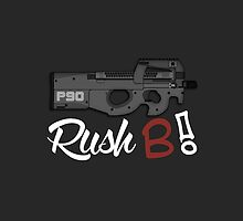 CS:GO P90 Rush B ! by LexyLady