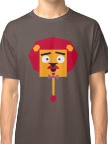 Sophisticated Lion Classic T-Shirt