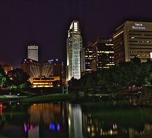 Omaha Nights by Jim  Egner