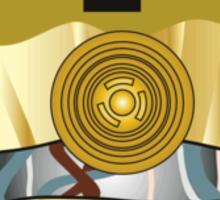 CUPCAKE THREE - PO parody Sticker
