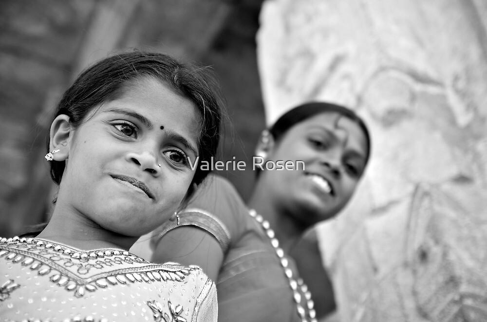 Indian Girls by Valerie Rosen