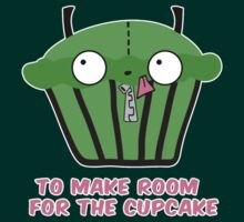 TO MAKE ROOM FOR THE CUPCAKE parody by M. E. GOBER