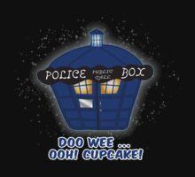 DOO WEE OOH ... CUPCAKE! parody by M. E. GOBER