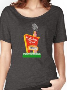 HOLIDAY INN Women's Relaxed Fit T-Shirt