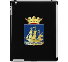 Coat of arms of IJlst iPad Case/Skin