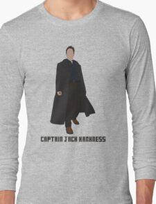 Captain Jack Harkness Long Sleeve T-Shirt
