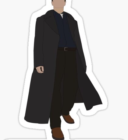Captain Jack Harkness Sticker