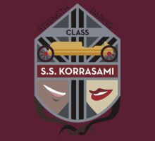 S. S. Korrasami by TurnOnRed