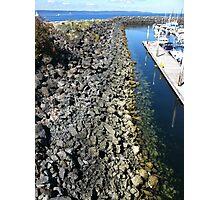 Port of Edmonds, Washington Photographic Print
