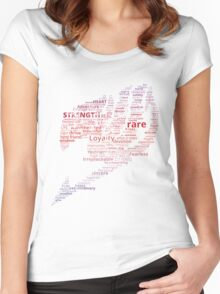 A Fairy Tail Women's Fitted Scoop T-Shirt
