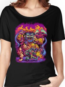 GHOSTS 'N' GOBLINS Women's Relaxed Fit T-Shirt