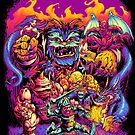 GHOSTS 'N' GOBLINS by beastpop
