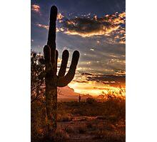 Sunrise Splendor  Photographic Print