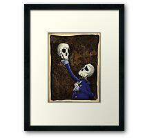 Mac Death Framed Print