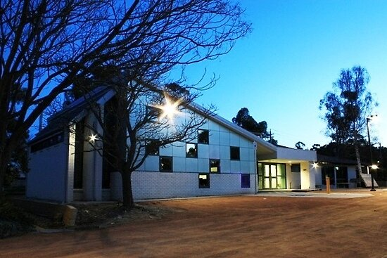 Christian Reformed Church of Canberra by Property & Construction Photography